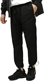 [ゼンローブ] ジョガーパンツ メンズ 正規販売店 ZANEROBE ナイロンパンツ テックパンツ ボトムス JUMPA TECH PANTS BLACK 704JP-RSP (コード:4138391313)