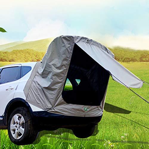 SXFYHXY Carpa para Maletero De Coche Al Aire Libre Tour De Conducción Autónoma Al Aire Libre Barbacoa Camping Car Cola De Extensión Tienda Sombrilla