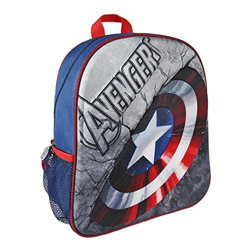 Los Vengadores Avengers 2100001971 Mochila Infantil