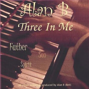 Three in Me (Father,Son,Spirit)