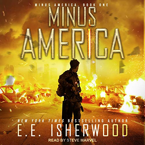 Minus America audiobook cover art