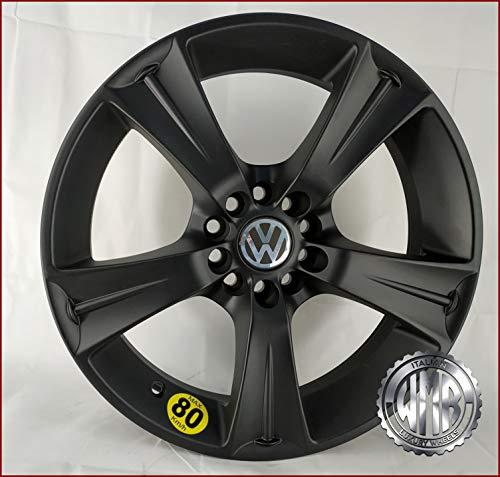 SP155112 1 Llanta de aleación 17 de aleación para rueda de repuesto VW Scirocco