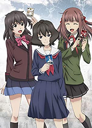 Lostorage conflated WIXOSS Blu-ray BOX (初回限定版)