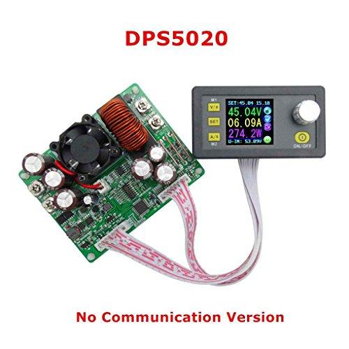 Provide The Best DPS5020 50V 20A constante Tension Courant abaisseur numérique Alimentation Buck Convertisseur de Tension Voltmètre LCD