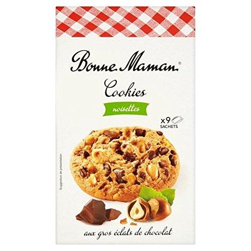 Chocolat Et Noisettes Bonne Maman Les Cookies 9 Par Paquet - Paquet de 2