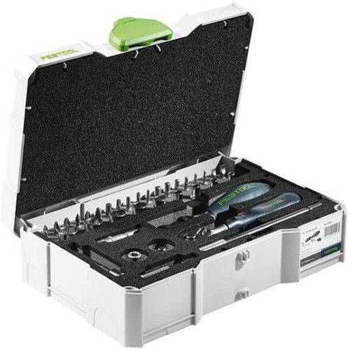 Festool 497881 - Set de carraca 1/4