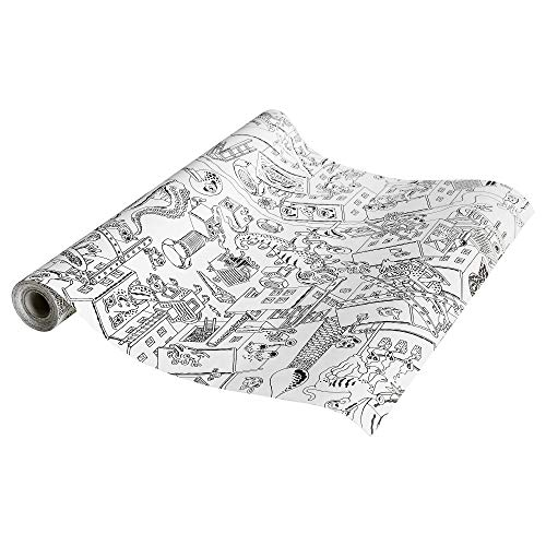 IKEA Lustigt Coloring Roll