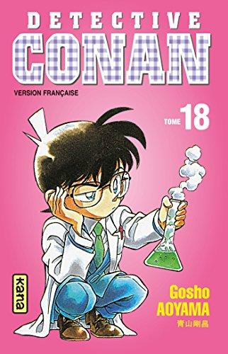 Détective Conan - Tome 18