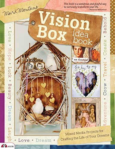 Vision Box Idea Book: Mixed Media Projects for Crafting the Life of Your Dreams (Design Originals)