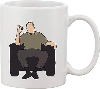 Family Boss Sit - Taza de cerámica con diseño de Stella