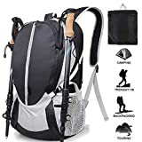 Songwin 30L Lightweight Hiking Travel Backpack, Packable Ultralight Backpack Daypack, Water-Resistant Foldable Camping