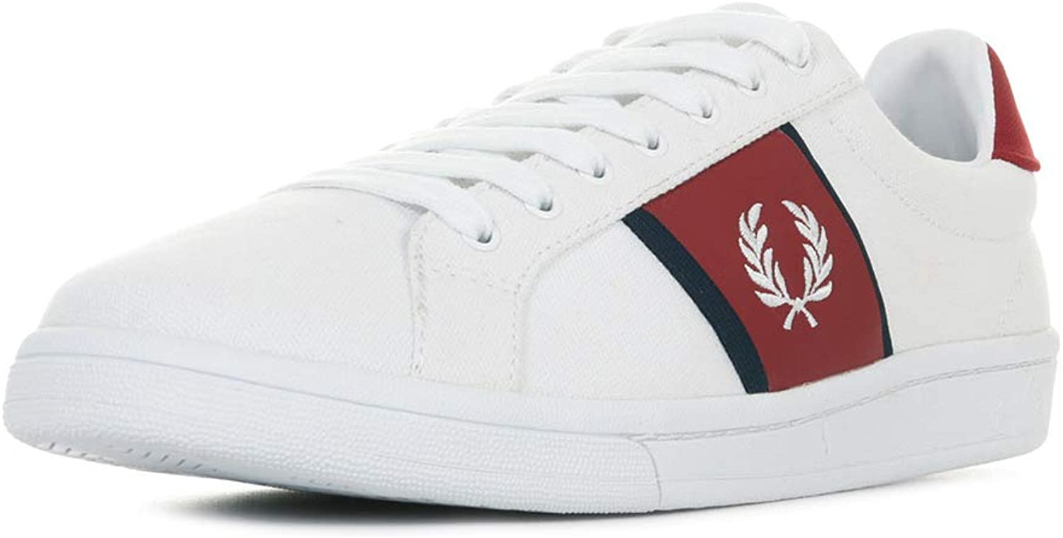 Fred Perry B721 Canvas B5177100, Trainers