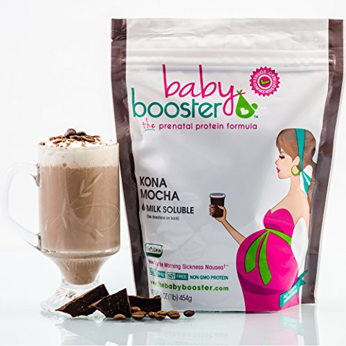 Baby Booster Supplement Shake