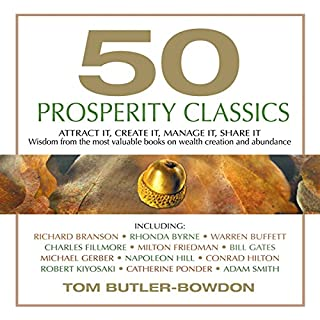 50 Prosperity Classics audiobook cover art