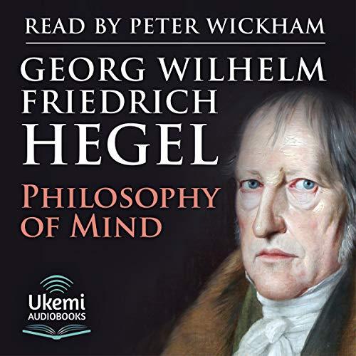 Philosophy of Mind audiobook cover art