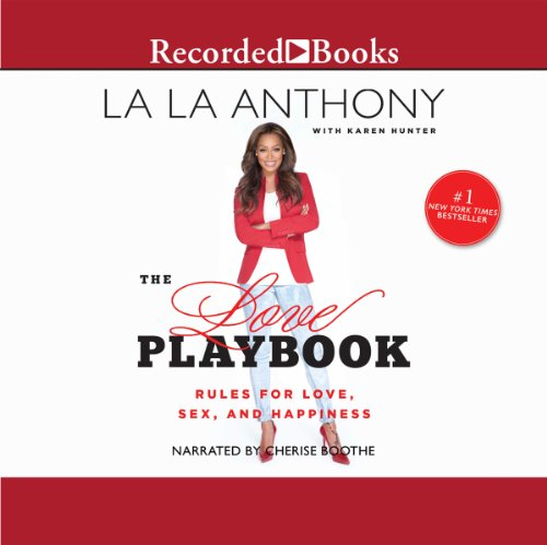 The Love Playbook audiobook cover art