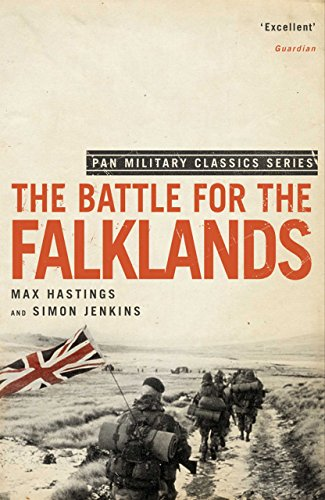 The Battle for the Falklands (Pan Military Classics) (English Edition)