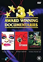 3 Award Winning Documentaries ( The Eyes of Tammy Faye / One Day in September / The Ballad of Ramblin' Jack ) [ NON-USA FORMAT, PAL, Reg.2 Import - Netherlands ]