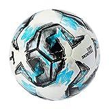 T1TAN Trainingsball Gr. 5 für Vereine - Fussball Spielball Herren & Frauen Größe 5 - Thermobonded...