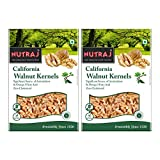 Nutraj California Walnut Kernels 500g (2 X 250g)