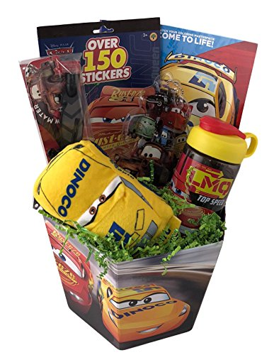 Prefilled Cars McQueen Premade Gift...
