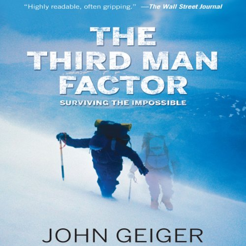 The Third Man Factor audiobook cover art