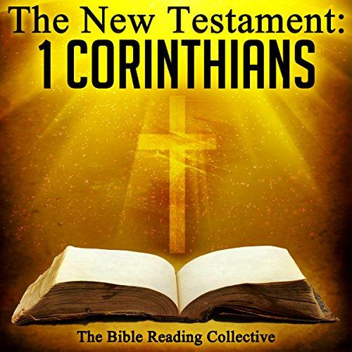 The New Testament: 1 Corinthians audiobook cover art