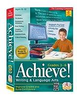 Achieve! Writing & Language Arts Grades 3-6 [並行輸入品]