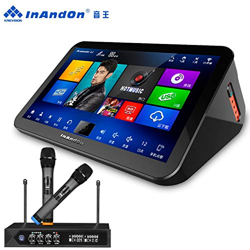 Buy Discount Karaoke Player, Karaoke Machine, InAndOn X5 New Gen One-piece Type Professional Enterta...