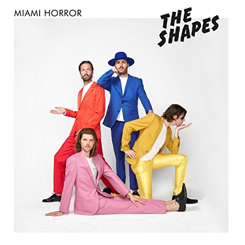 Shapes (Japan Deluxe Edition)