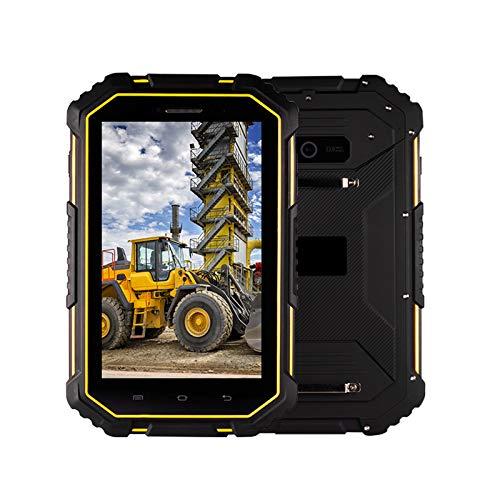 LTINN Tableta Android 4G, procesador Octa-Core de Alta Velocidad, cámara de 500W + 1300W, batería de 8000mAh, WiFi de Doble Banda, a Prueba de Polvo, Impermeable y a Prueba de caídas