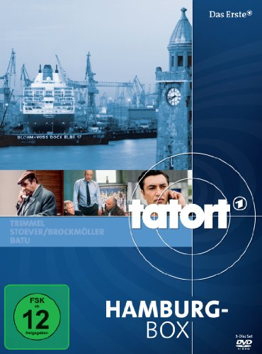 Hamburg-Box (3 DVDs)