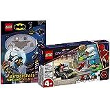 Collectix Lego 76184 Super Heroes - Juego de batalla de dron de Marvel Mysterios en Spider-Man y jue...