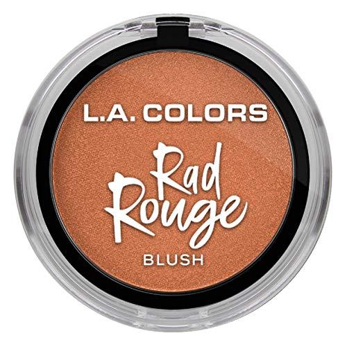 L.A Color Rad Rouge Blush, Flipside, 4 g