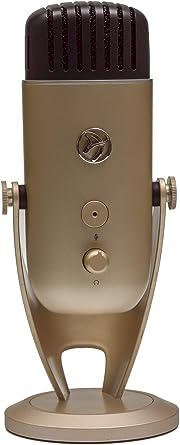 Microfone Arozzi Colonna USB para streaming e jogos