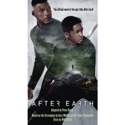 After Earth  By  cover art