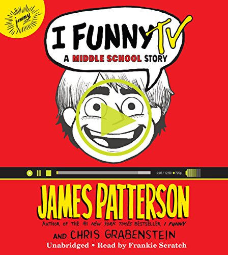 I Funny TV audiobook cover art