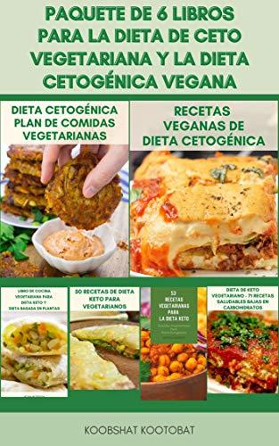 Un Montón De 6 Libros Para La Dieta Cetogénica Vegana Y La...