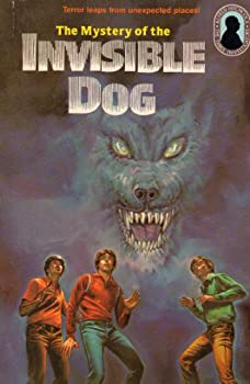 The Mystery of the Invisible Dog (Alfred Hitchcock and The Three Investigators, #23) - Book #23 of the Alfred Hitchcock and The Three Investigators