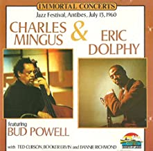 incl. Prayer for Passive Resistance (CD Album Charles Mingus & Eric Dolphy, 6 Tracks)