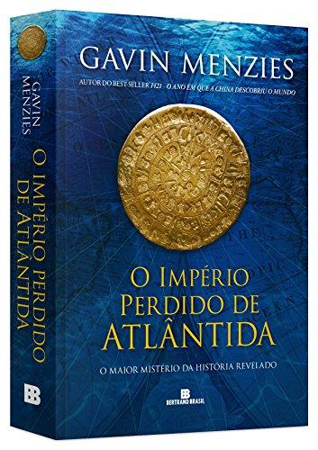 O império perdido de Atlântida