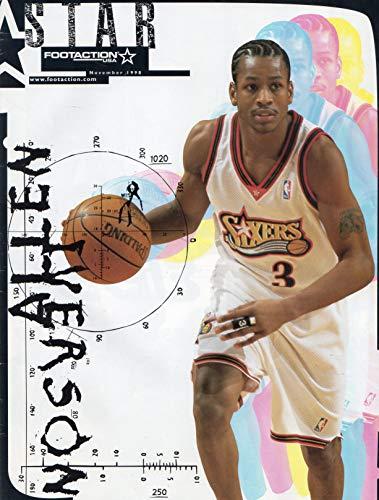 Allen Iverson Cover Footaction USA November 1998