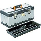 TRUSCO(トラスコ) ステンレス工具箱 Lサイズ TSUS-3024L