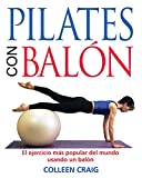 Pilates con balón: El ejercicio más popular del mundo usando un balón