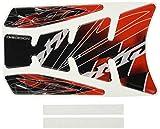 Puig 4784R Protector Depósito Modelo Wings Rojo