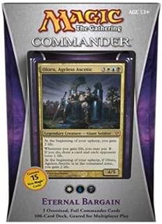 Magic the Gathering - Commander 2013 - Eternal Bargain Deck