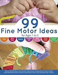 Fine motor activity ideas for 2 4 year olds for Four year old fine motor skills