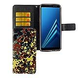 König Design Handyhülle Kompatibel mit Samsung Galaxy A6