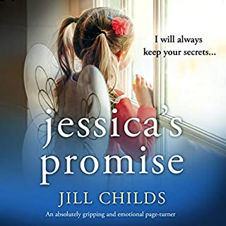 Jessica's Promise audiobook cover art