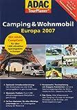 ADAC Camping & Wohnmobil Europa 2007 TourPlaner DVD. -